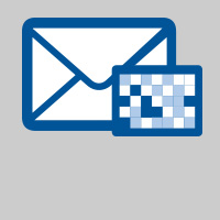 email signing encryption icon