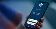 HID Approve app on cell phone