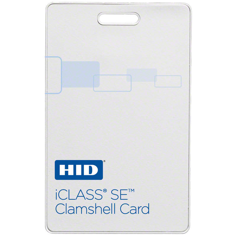 Iclass se 3350 clamshell card secure access control hid global Smart home architecture based on event driven dpws