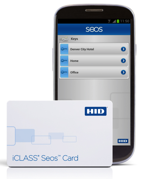 HID Global Expands iCLASS SE Platform with iCLASS Seos Cards