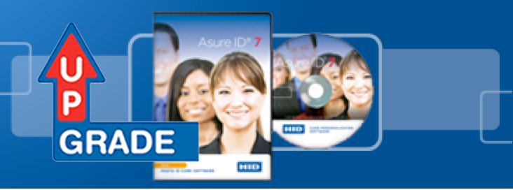 Asure id enterprise card personalization software hid global for Asure id templates