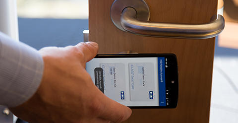 Mobile Access - Secure Access Control Solutions