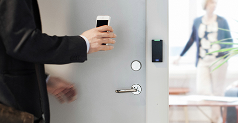 Access Control Systems Secure Physical Access Cards