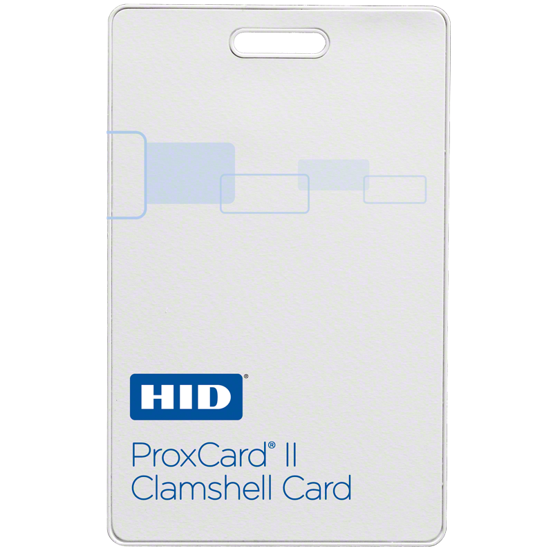 HID 1386 ISOProx II Card - HID ISO Prox Card at Bulk Prices!