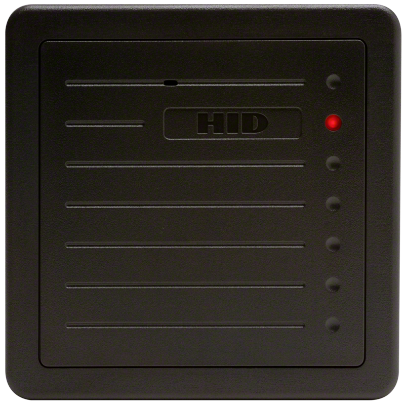 Proxpro 174 5355 Wall Switch Proximity Card Reader Hid Global