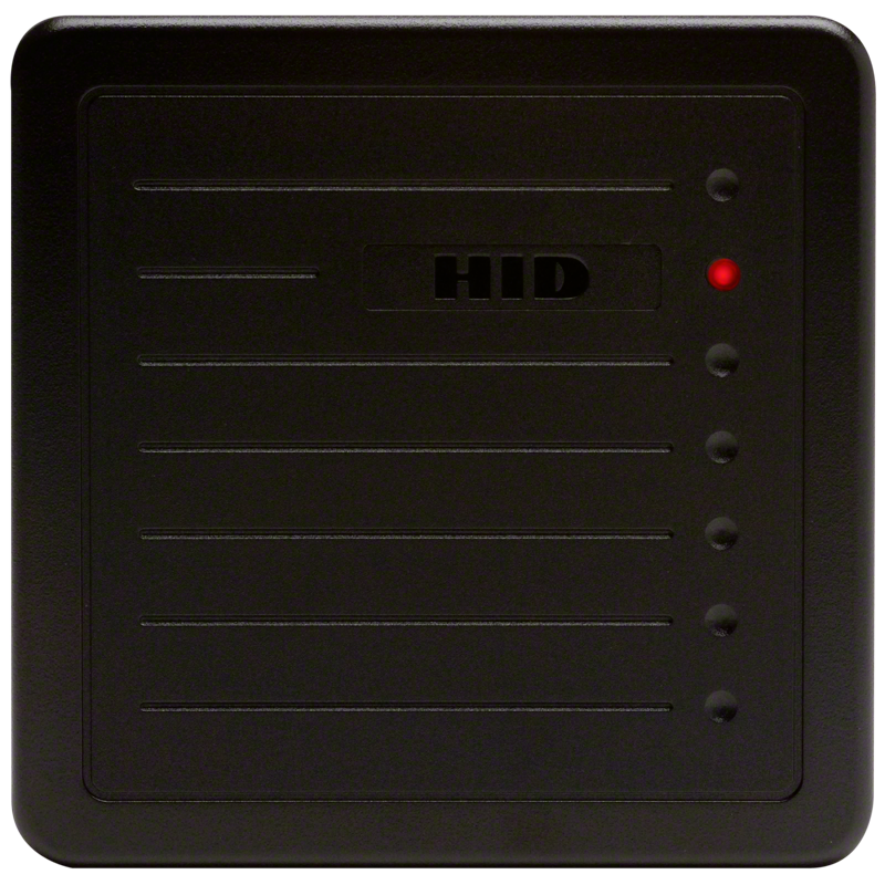 proxproii_blk_5455_5458 hid proximity card readers on hid prox reader wiring diagram