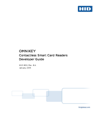 OMNIKEY Contactless Developer Guide