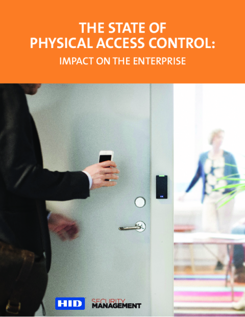 The State of Physical Access Control: Impact on the Enterprise