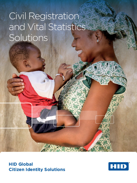Civil Registration and Vital Statistics Solutions Brochure