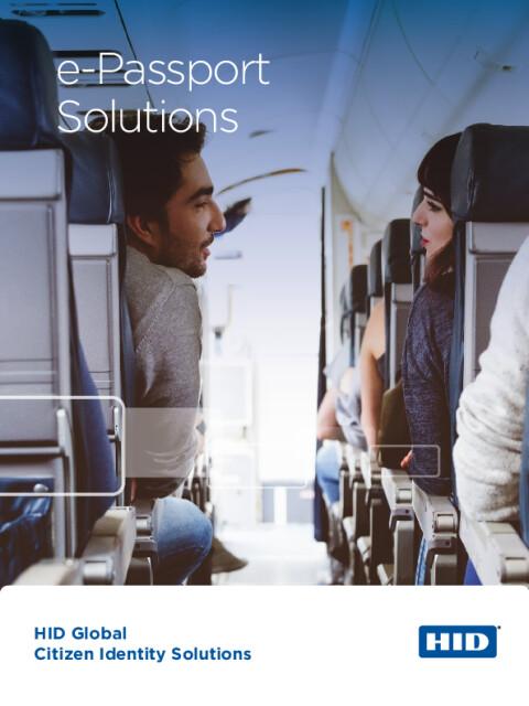 HID e-Passport Solutions Brochure