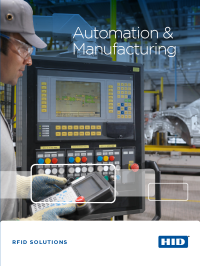 Automation and Manufacturing Solutions Brochure