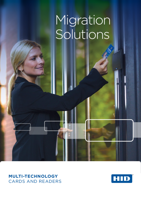 HID Card and Reader Migration Solutions Brochure
