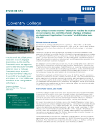 Coventry College Case Study