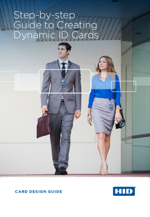 Step-by-step Guide to Creating Dynamic ID Cards Brochure
