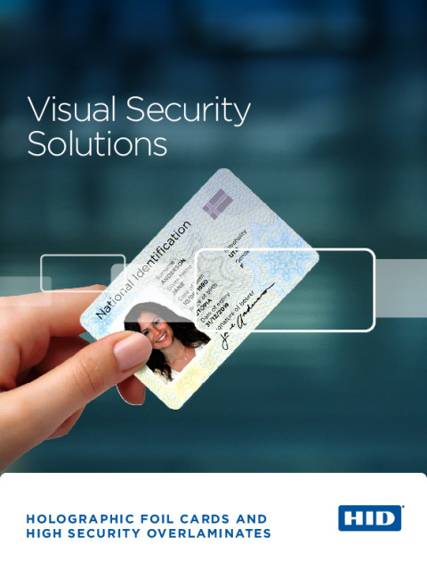 Visual Security Solutions Brochure