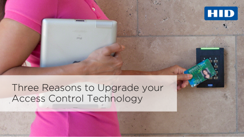 Upgrade your Access Control Technology eBook