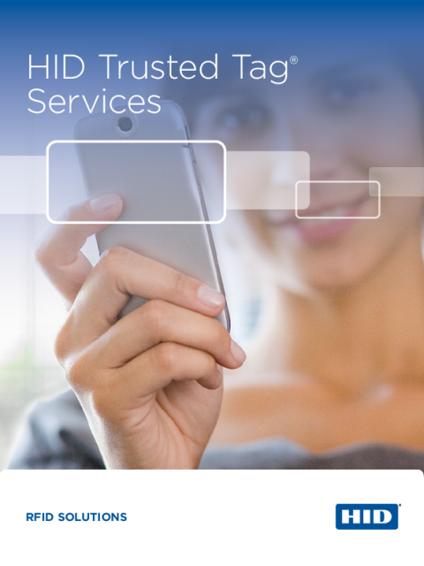 HID Trusted Tag Services Brochure