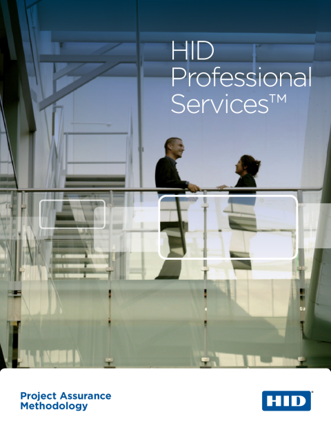 HID Professional Services Project Assurance Methodology Brochure