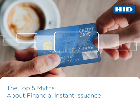 The Top 5 Myths About Financial Instant Issuance eBook