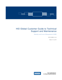 Technical Support Handbook