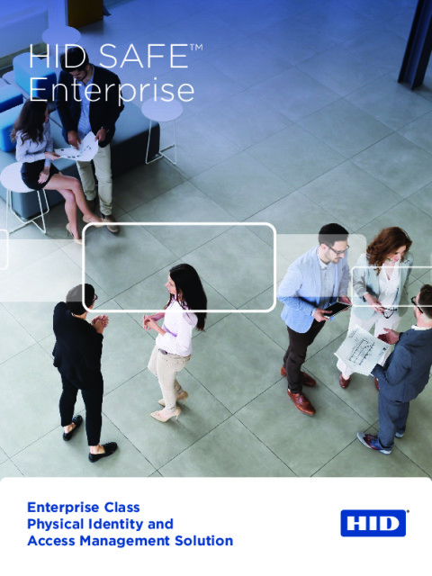 HID SAFE™ Enterprise Solutions Brochure