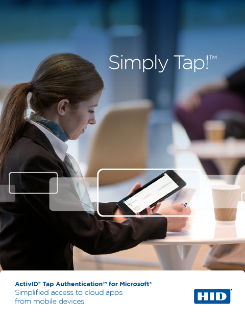 ActivID Tap Enterprise Solution Brochure