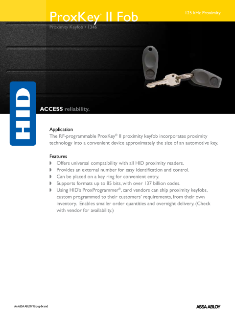 Document Library | HID Global