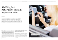 Mobility Fuels Multi-application eIDs