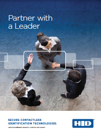 Identification Technologies: Partner with a Leader Brochure