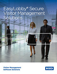 EasyLobby Secure Visitor Management Brochure