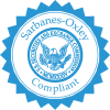 Sarbanes-Oxley compliance logo