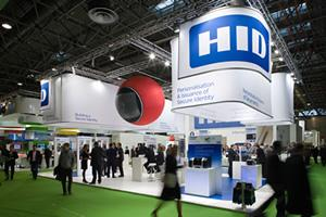 HID Global at Cartes 2011 Paris