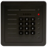 proxpro® keypad 5355 wall switch proximity card reader hid proxpro® keypad 5355