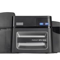 HID® FARGO® DTC1500 ID Card Printer & Encoder