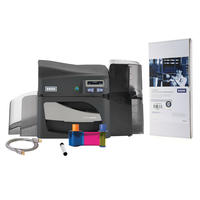 HID® FARGO® DTC4500e Printer preconfigured system