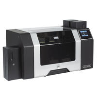 Angled photo of HID® FARGO® HDP8500 Industrial & Government ID Card Printer & Encoder