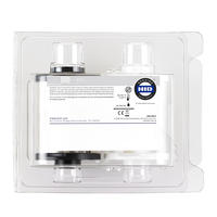 HID® FARGO® Clear Overlaminate for Clamshell Card