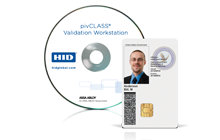 pivCLASS® Validation Workstation - PIV Cards