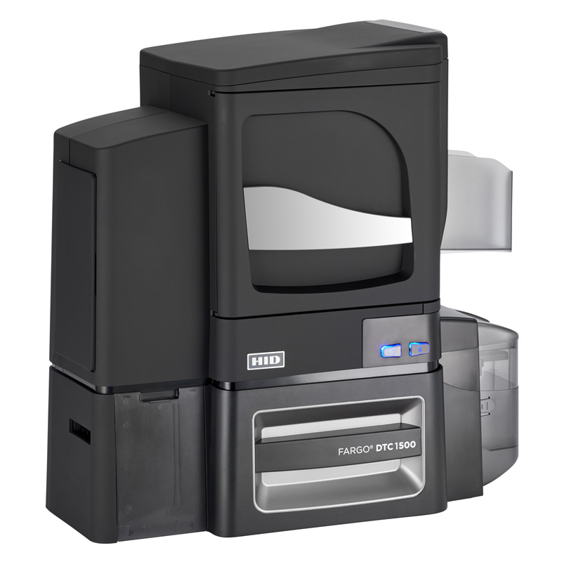 DTC1500 - Cost Effective, Versitile, Secure Card Printing